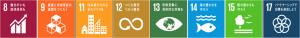 SDGs mark